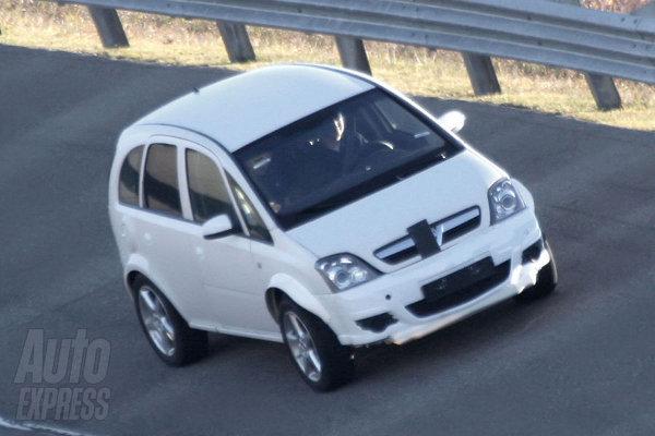 Chevrolet Meriva 2010 Todoterreno ?