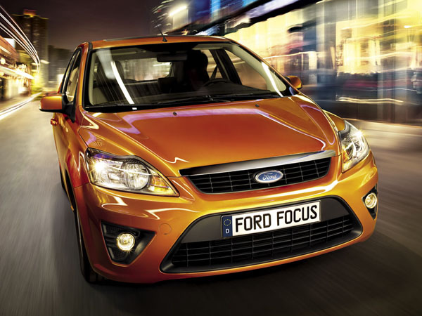 Ford Focus restyling 2010