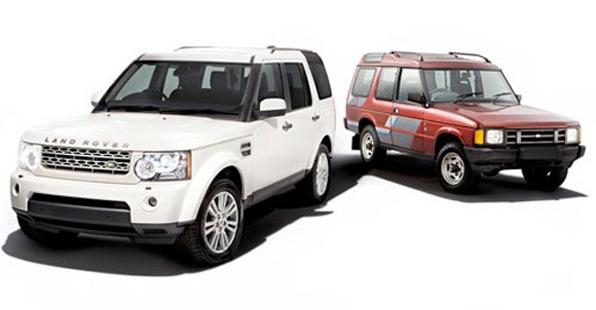 Land Rover Discovery, primeros 20 años