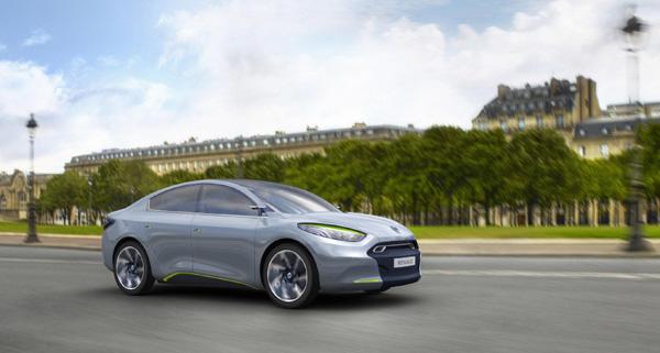 Renault Fluence eléctrico a producción