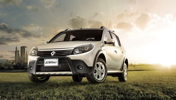 Renault Sandero Stepway, llega a Colombia
