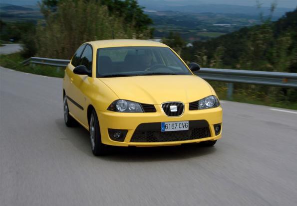 SEAT gama 2010 en Chile