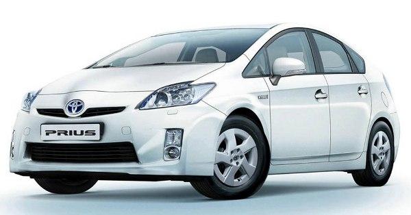 Toyota Prius, Lanzamiento oficial