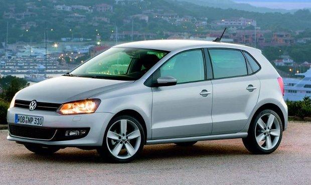 VW Polo 2010, mejor auto del año en Europa