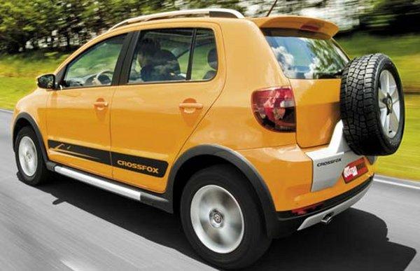 Volkswagen Crossfox 2010 | Mundoautomotor