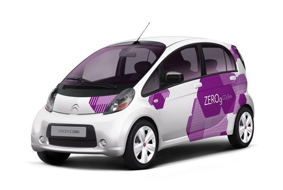 Citroën C Zero 100% eléctrico