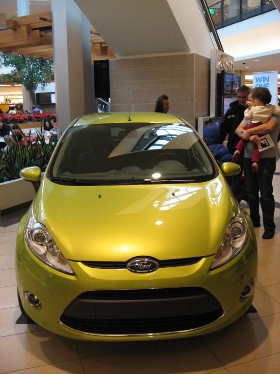 Ford Fiesta 2011, primer contacto