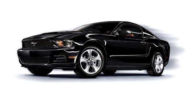 Ford Mustang 2011 con motor V6 de 305HP