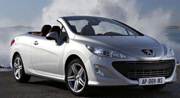 Peugeot 308 CC, lanzamiento oficial