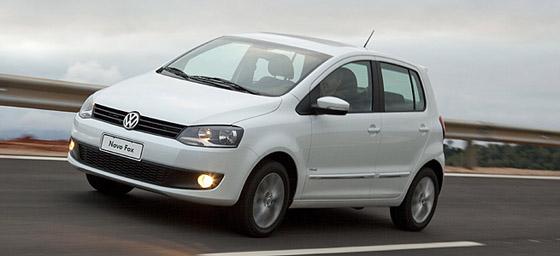 Volkswagen Fox 2010 en Europa
