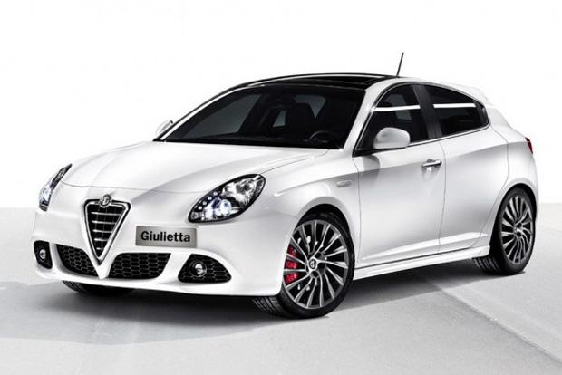 Alfa Romeo Giulietta, fotos interiores no oficiales
