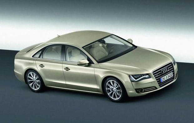 Audi A8 todo nuevo para 2011
