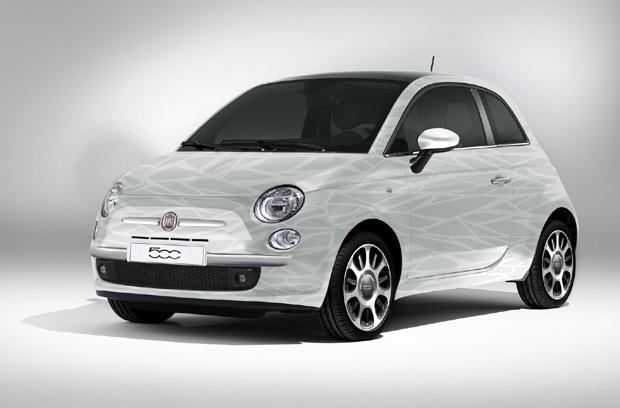 Fiat 500, Totalmente Eléctrico?