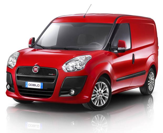 Fiat Doblò Cargo, fotos oficiales