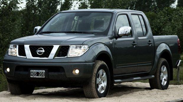 Nueva Nissan Frontier 2010