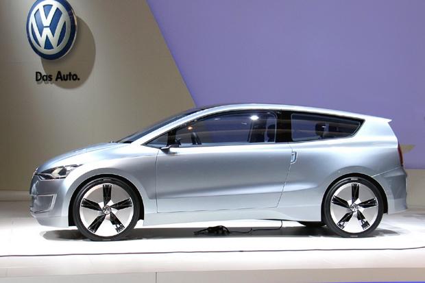 Volkswagen Up! Lite, híbrido Diesel eléctrico