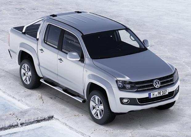 Volkswagen Amarok, Oficial