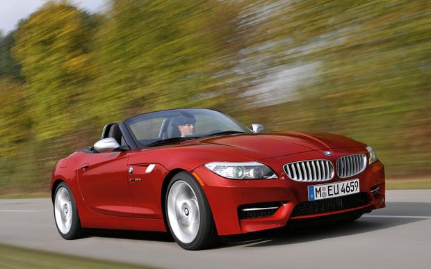 BMW Z4 con kit deportivo extra M Sport