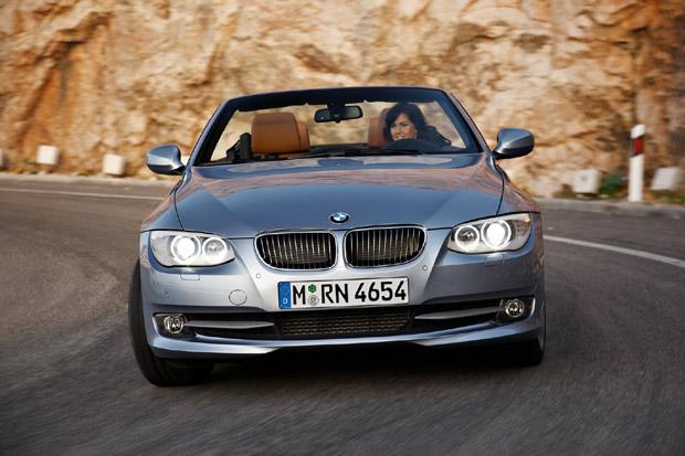 BMW Serie 3 coupe y cabrio 2011