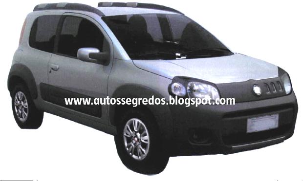 Fiat Uno Way 2010
