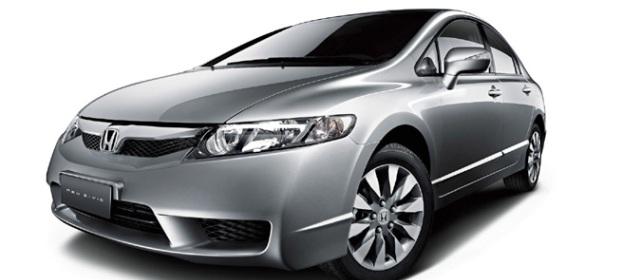 Honda Civic LXL para Brasil