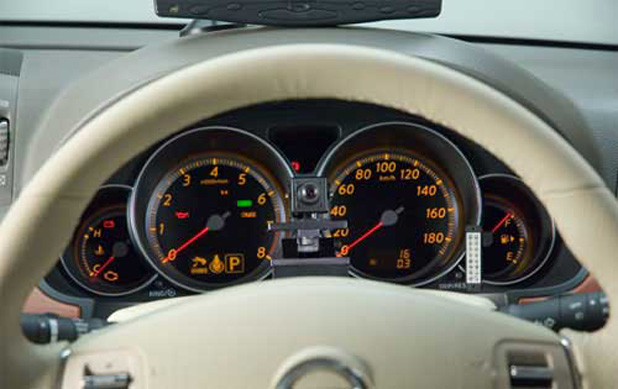 Nissan Anti Alcohol 4