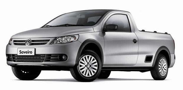 Nueva Volkswagen Saveiro