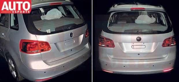 Nuevo Volkswagen Suran 2010