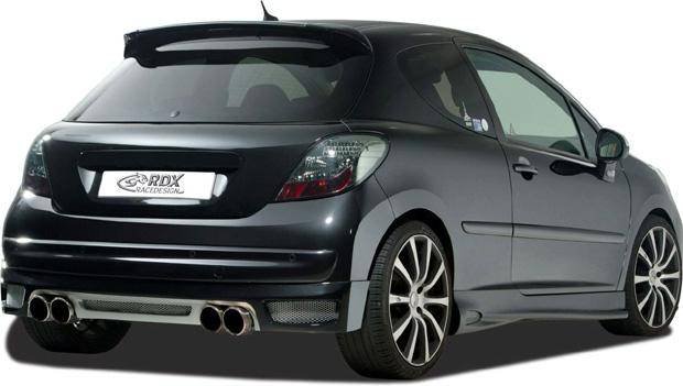 Peugeot 207 Sport Kit by RDX RaceDesign