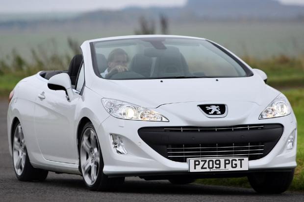 Peugeot 308 CC con nuevo diesel