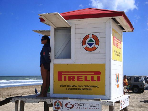 Pirelli Neumáticos en la costa atlántica