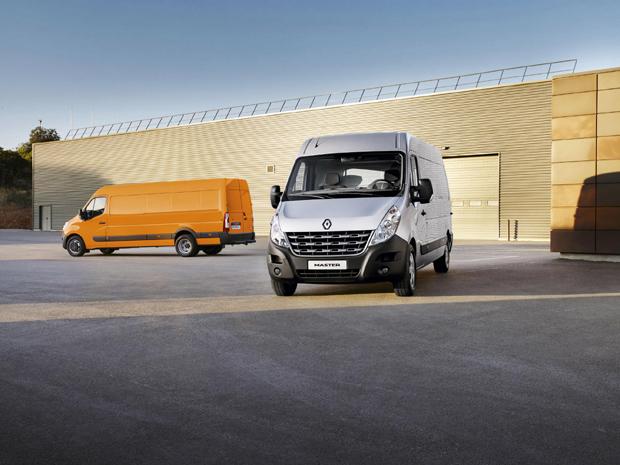 Renault Master 2010, nuevo modelo
