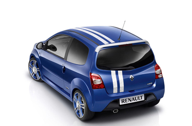 renault twingo gordini rs 2010 mundoautomotor. Black Bedroom Furniture Sets. Home Design Ideas