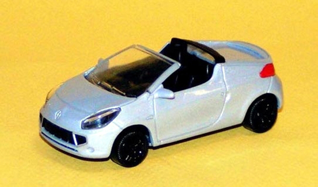 Renault Wind, nuevo Twingo Cabrio
