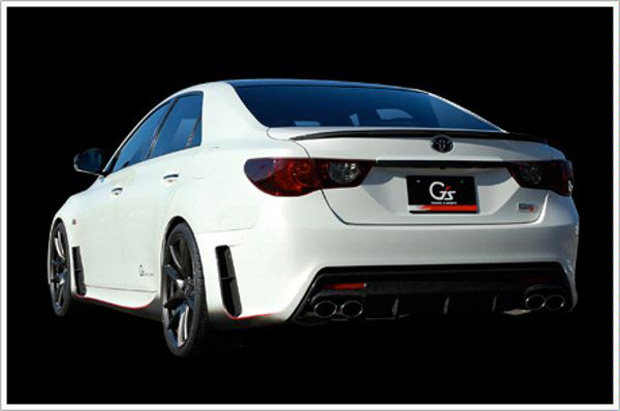 Toyota Mark X G Sports 2