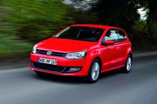 VW Polo 2º premio «Gelber Engel 2010»