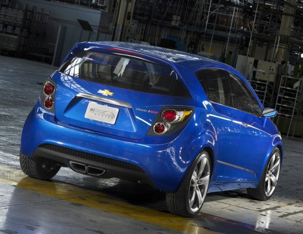 Chevrolet Aveo 2011 Una Mejora Notable | Motorcycle Review and