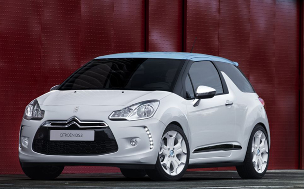 Citroën DS3 Racing deportivo con 210 CV