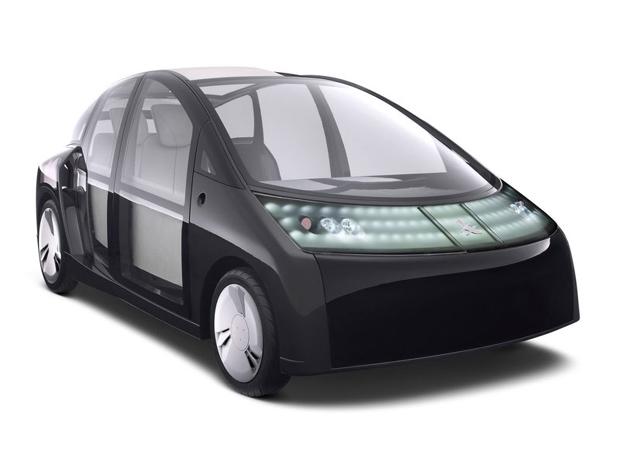 Toyota 1/X Concept Car