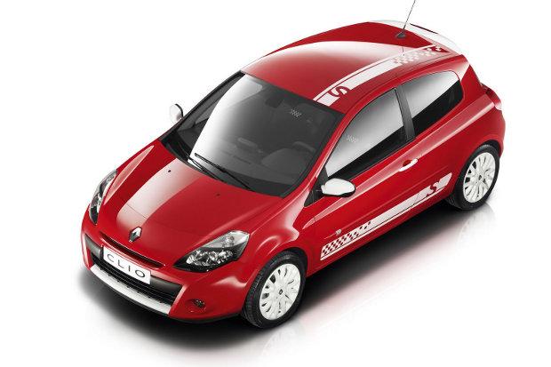 Renault Clio III S 2010