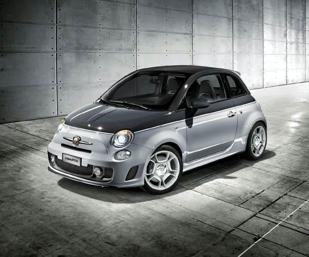 Fiat Abarth 500C 2010, presentación