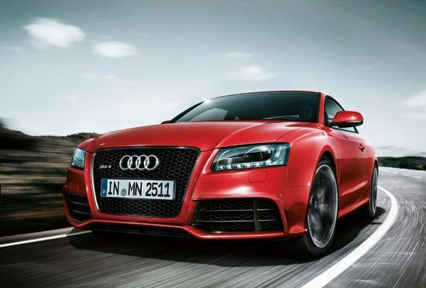 Audi RS5, Salon de Ginebra 2010