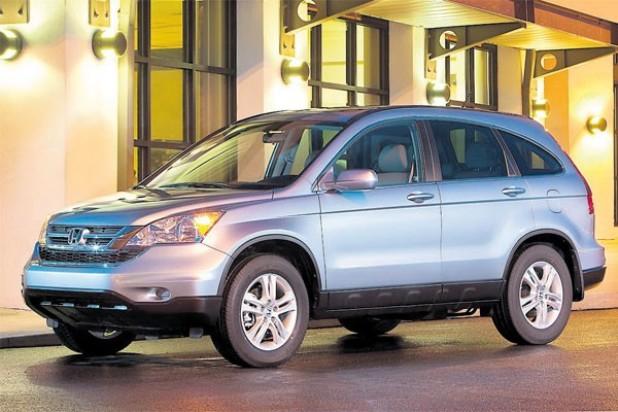 Honda CRV 2010, llega a la Argentina