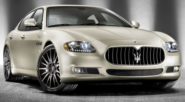 Maserati Quattroporte Awards Edition