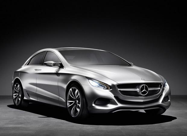 Mercedes Benz BLS sería lanzado en 2014