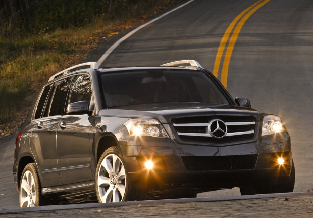 Mercedes Benz GLK City 4MATIC