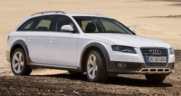 Nuevo Audi A4 Allroad, en ExpoAgro