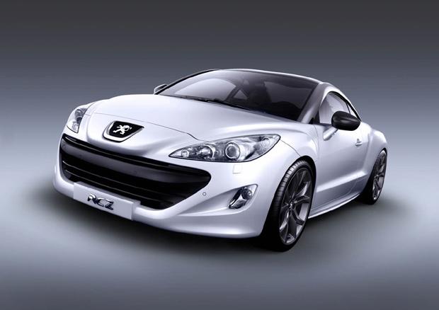 Peugeot RCZ el más bonito del año 2009