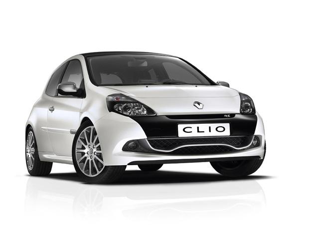 Renault Clio 20º aniversario