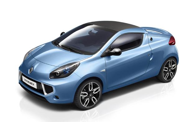 Renault Wind, fotos oficiales
